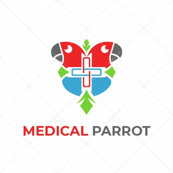 Medical Parrot Logo