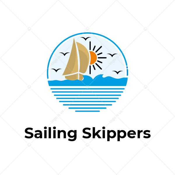 Sailing Skippers Logo