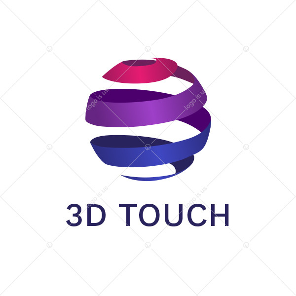 3D Touch Logo