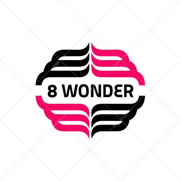 8 Wonder Logo