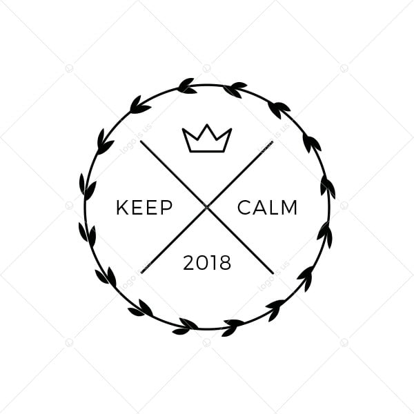 Keep Calm Logo