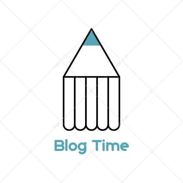 Blog Time Logo