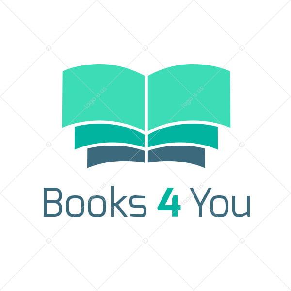 Books 4 You Logo
