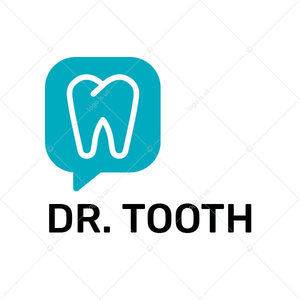 DR. Tooth Logo