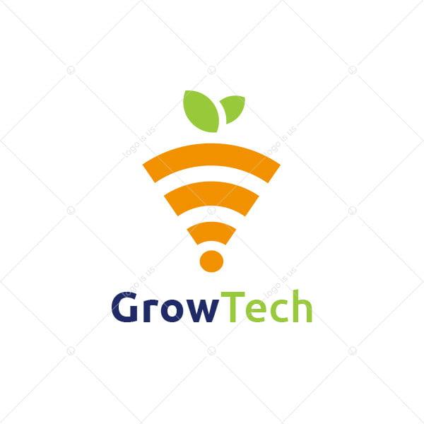 GrowTech Logo