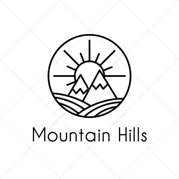 Mountain Hills Logo
