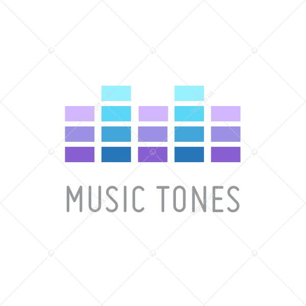 Music Tones Logo