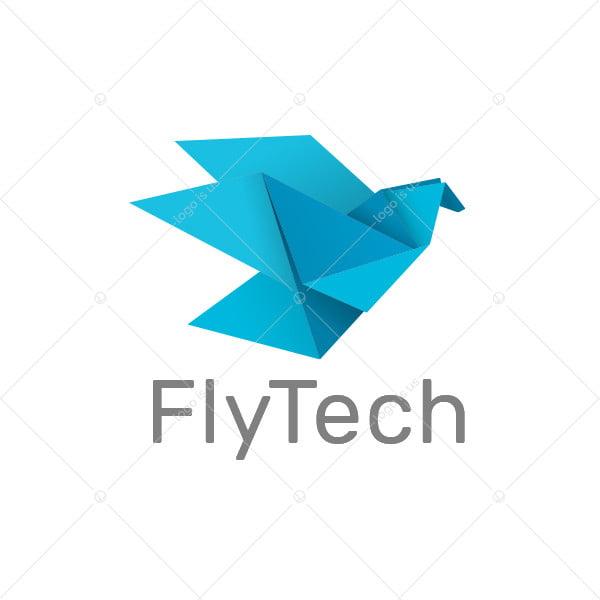 FlyTech Logo