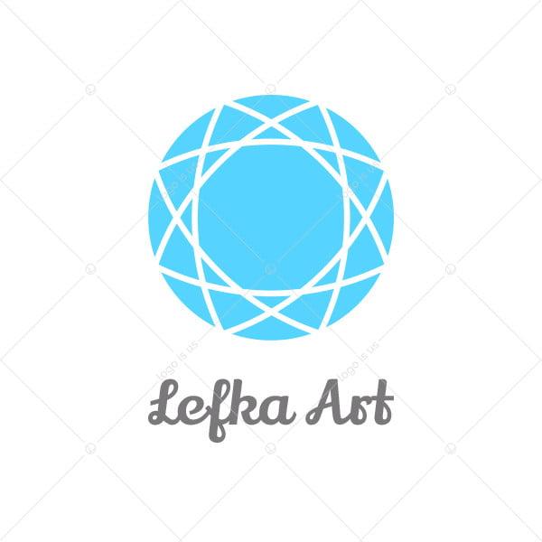 Lefka Art Logo