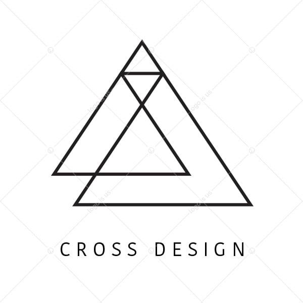 Cross Design Logo