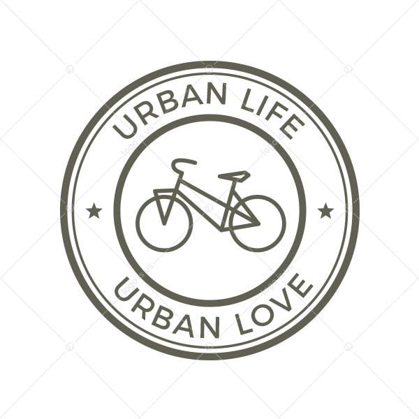 Urban Bicycle Logo