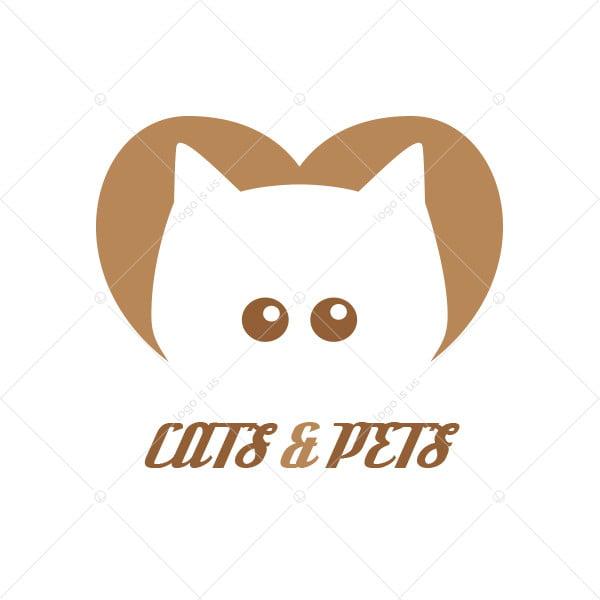 Cats & Pets Logo