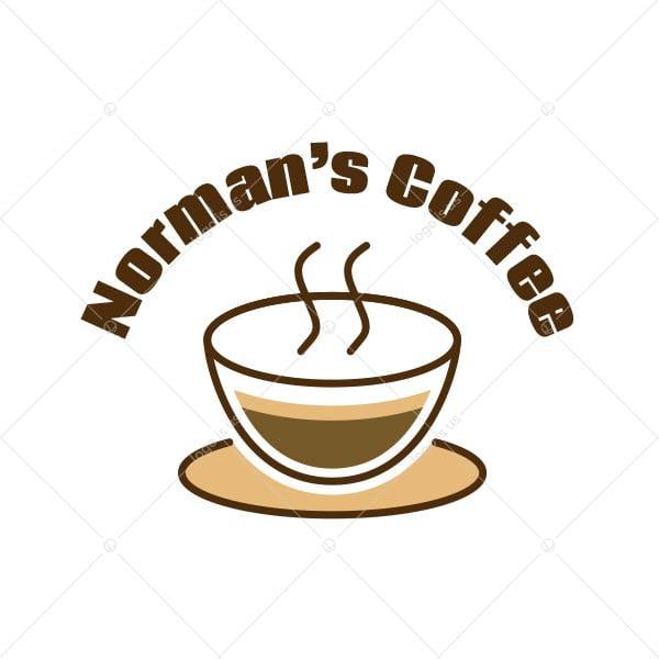 Norman's Coffee Logo