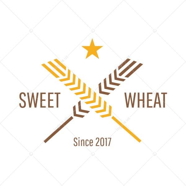 Sweet Wheat Logo