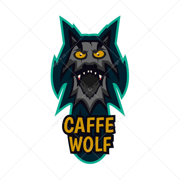 Caffewolf Logo