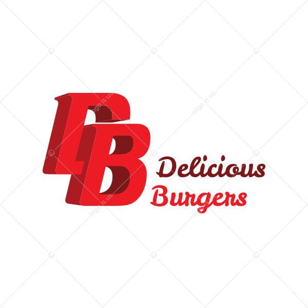 DB Delicious Burgers Logo
