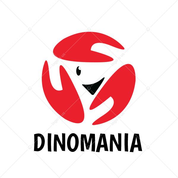 Dinomania Logo