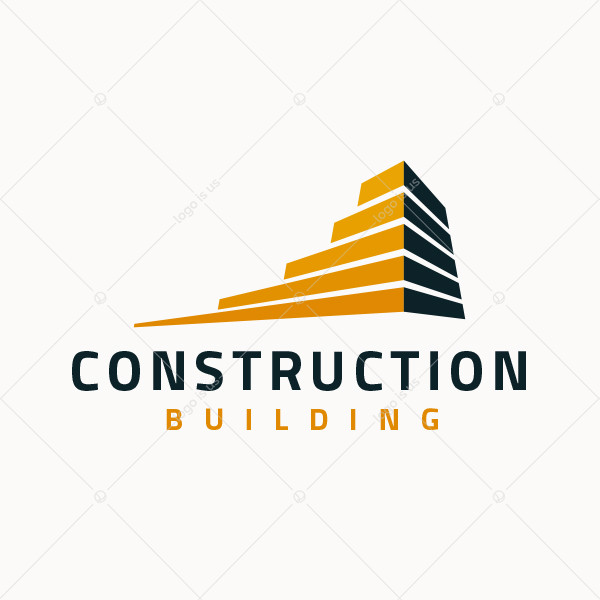 Construction Building Logo