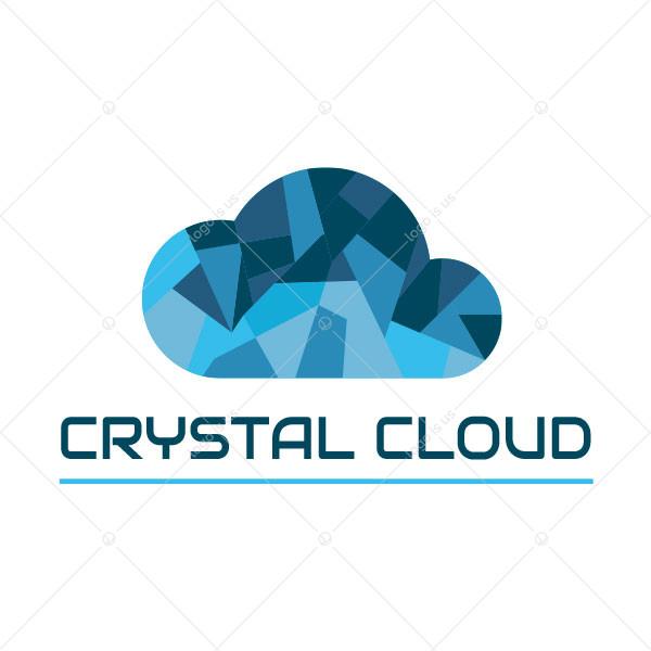 Crystal Cloud Logo