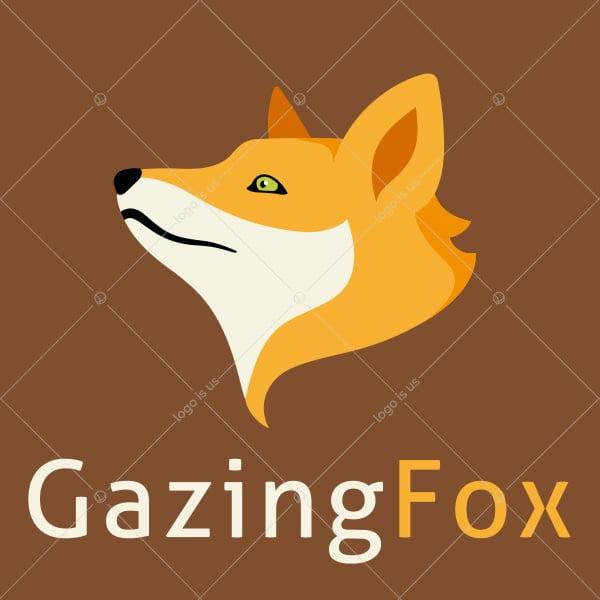 Gazing Fox Logo