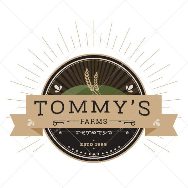 Tommy's Farm Logo
