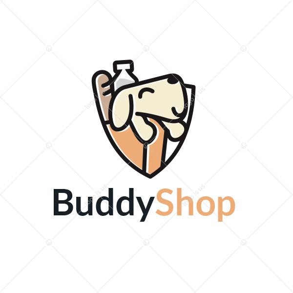 Buddy Shop Logo