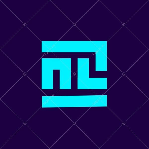 N.L. Logo
