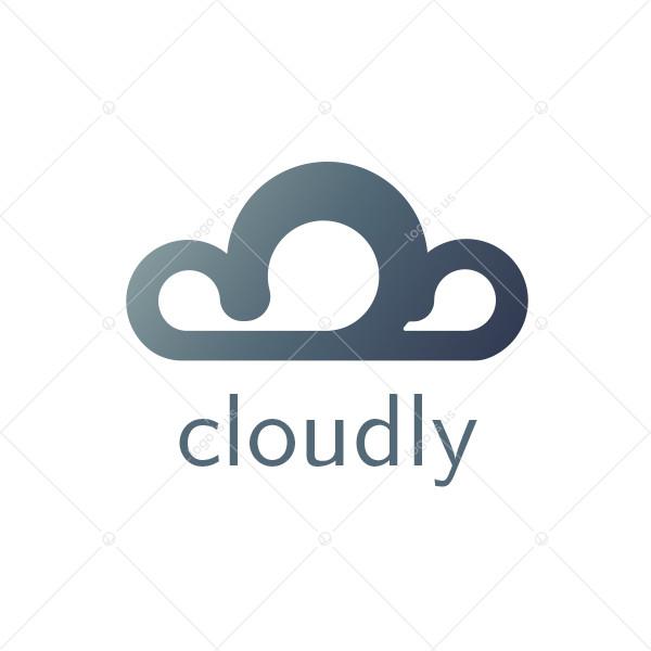 Cloudly Logo