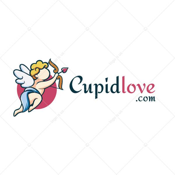 Cupid love Logo