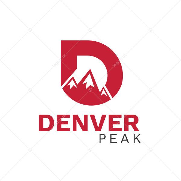 Denver Peak Logo