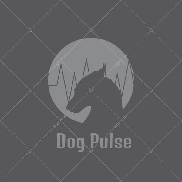 Dog Pulse Logo