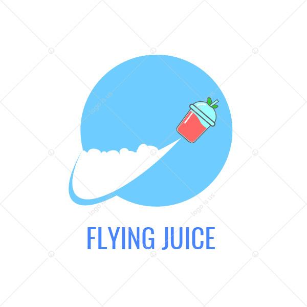 Flying Juice Logo