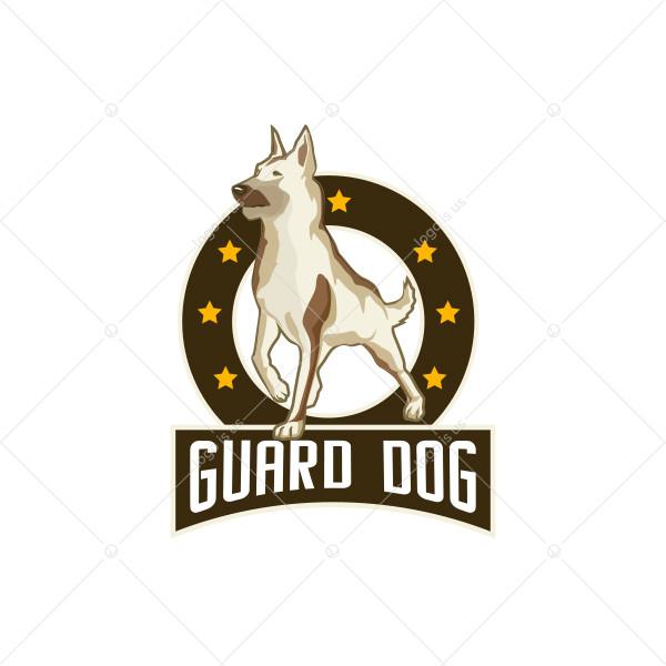 Guard Dog Logo