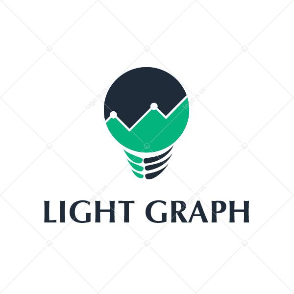 Light Graph Logo
