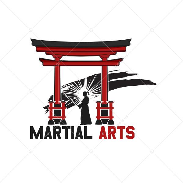 Martial Arts Logo