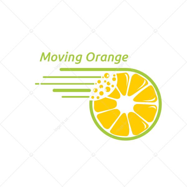 Moving Orange Logo