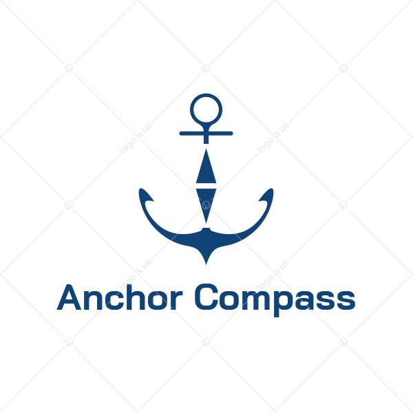 Anchor Compass Logo