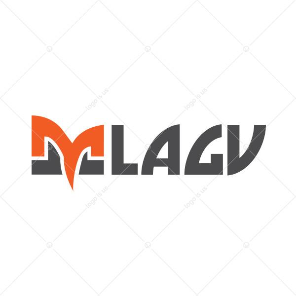 M Lagu Logo