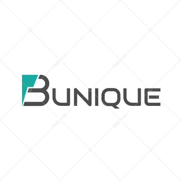 B Uniqe Logo