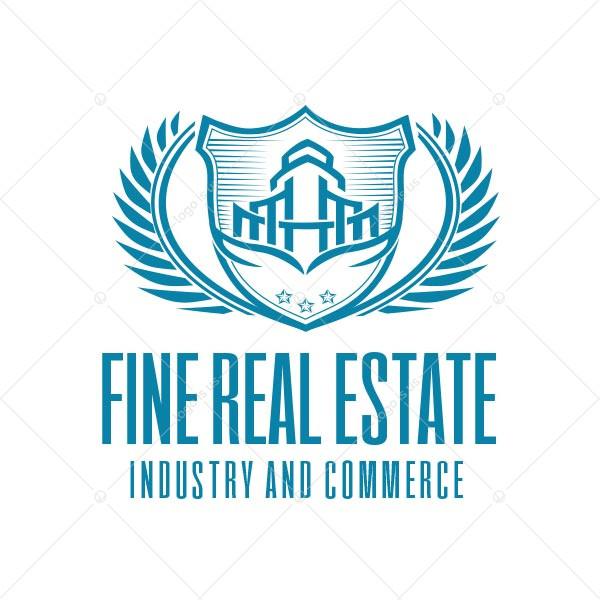 Fine Real Estate Logo