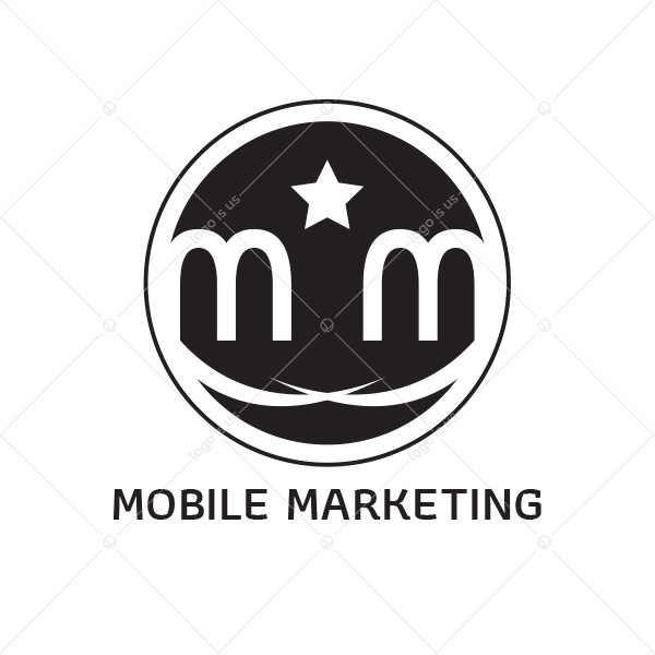 MM – Mobile Marketing Logo