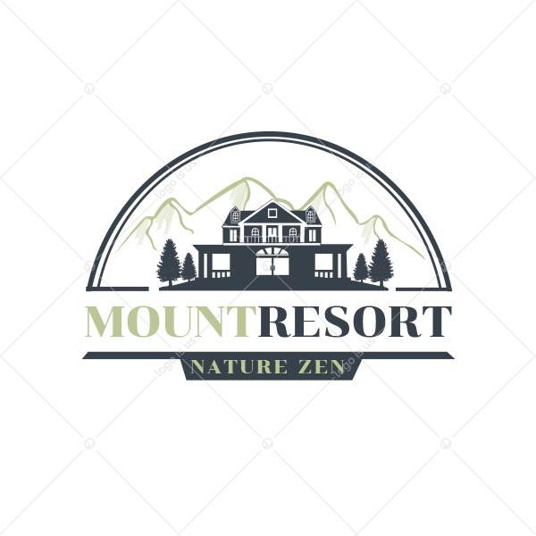 MountResort Logo