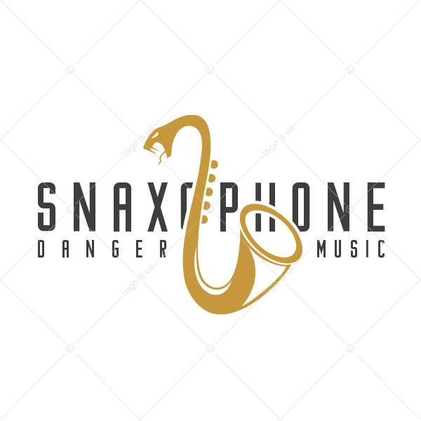Snaxophone Logo