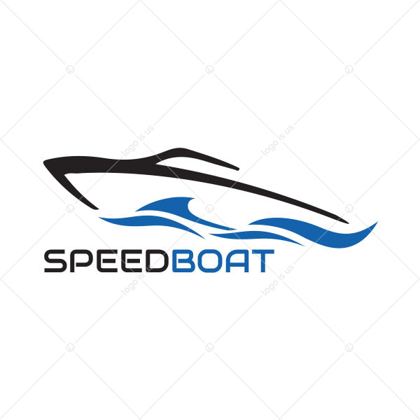 Speed Boat Logo