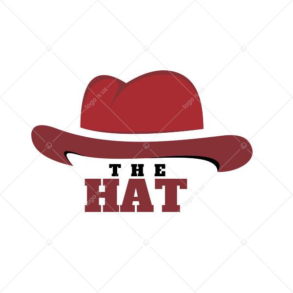 The Hat Logo