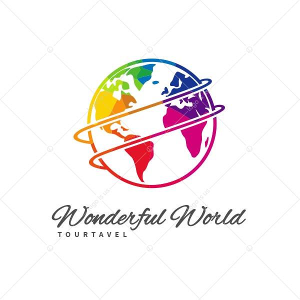 Wonderful World Logo