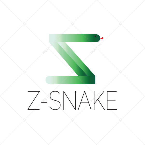 Z-snake Logo