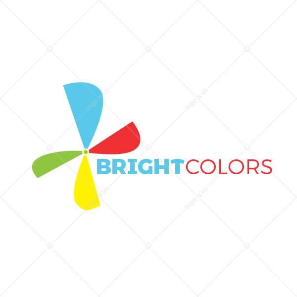 Bright Colors Logo