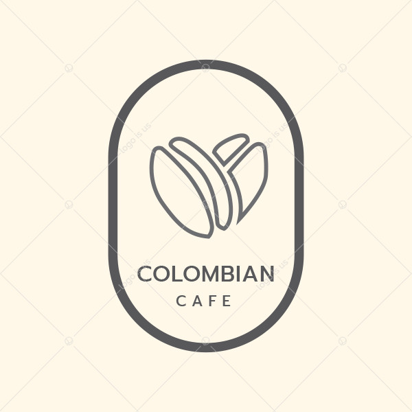 Colombian Cafe Logo