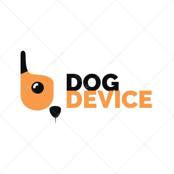 Dog Device Logo